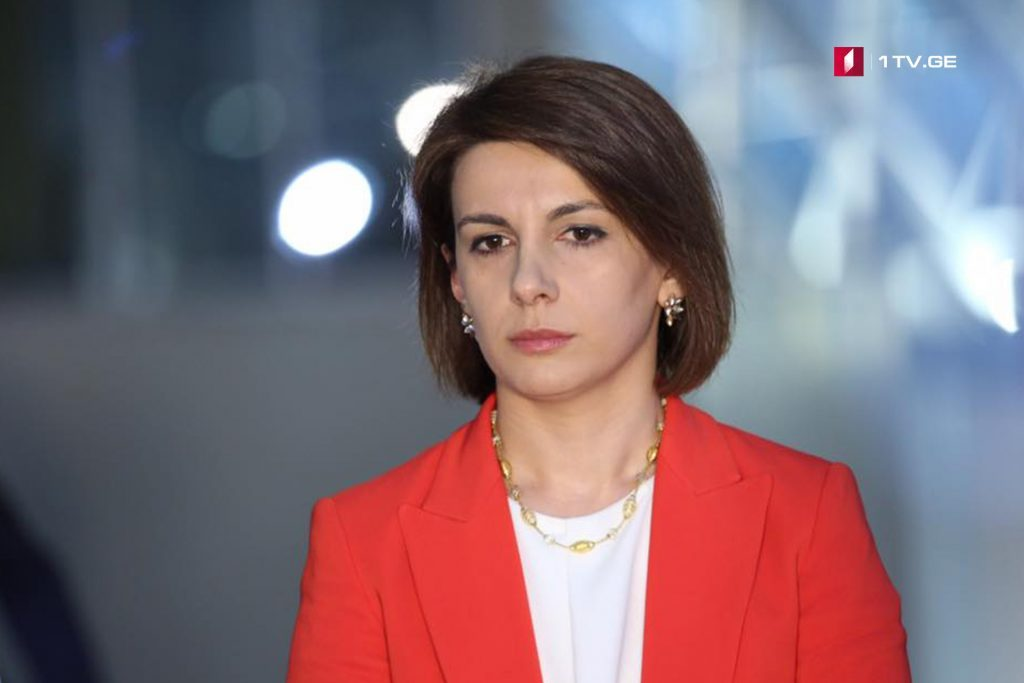 Tamar Chugoshvili – Georgian Dream cannot evade active involvement in presidential elections