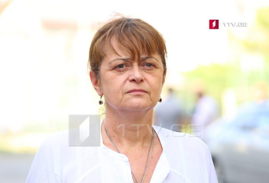 მაია მიმინოშვილი სავარაუდოდ თანამდებობიდან გათავისუფლდა