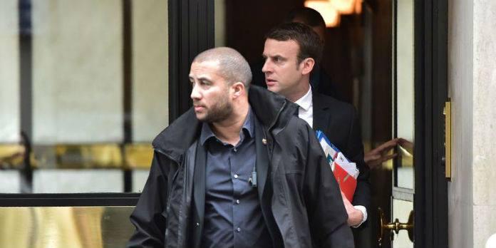 საფრანგეთში ემანუელ მაკრონის უსაფრთხოების სამსახურის უფროსი დააკავეს