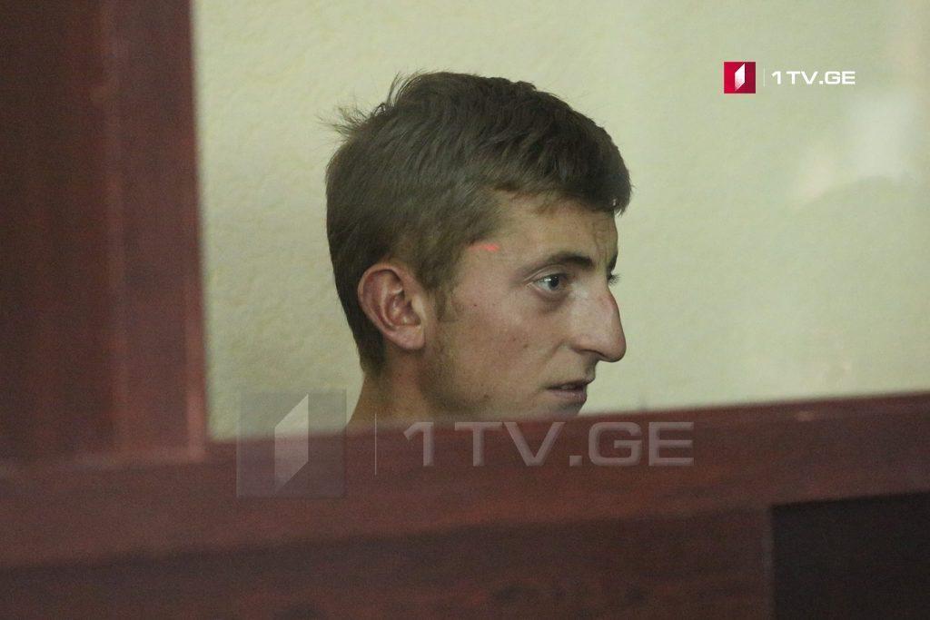 ადვოკატი - მალხაზ კობაური არათუ მკვლელი, არამედ საქმის მთავარი მოწმეა