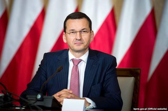 """По мнению премьер - министра Польши, """"Северный поток 2"""" - не экономический, а политический проект"""