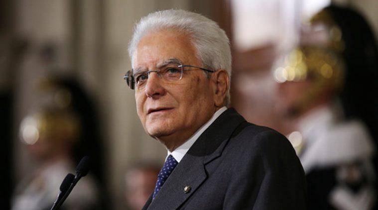 საქართველოს იტალიის პრეზიდენტი ეწვევა