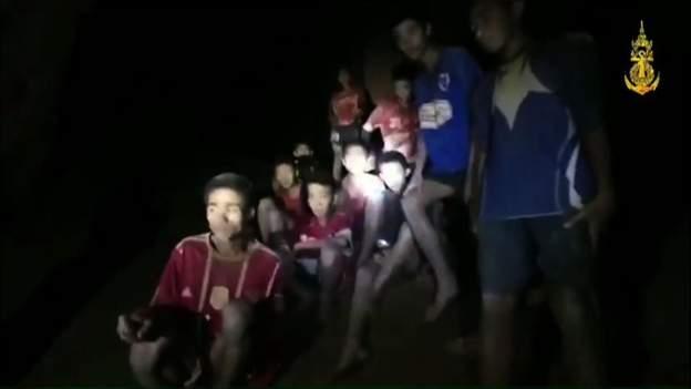 ტაილანდში სამაშველო ოპერაციის მეორე დღე დასრულდა - ამ ეტაპზე, გადარჩენილია რვა ბავშვი