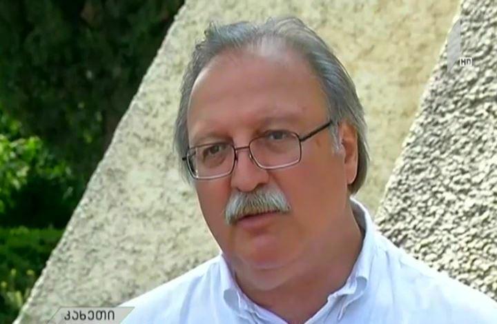 Григол Вашадзе встретился с населением села Двани