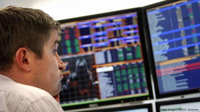 აშშ-ის მხრიდან ახალ სანქციებზე გავრცელებული ცნობის შემდეგ, რუსული კომპანიების აქციები მკვეთრად გაუფასურდა