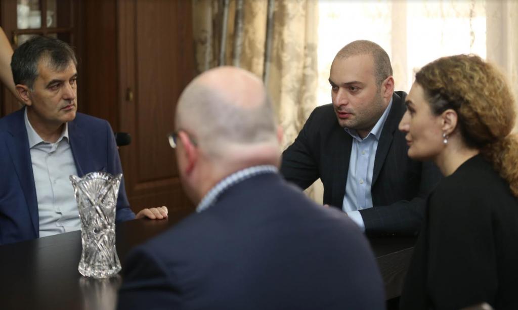 Мамука Бахтадзе – Я уверен, что будущее поколение будет жить в единой и достойной Грузии