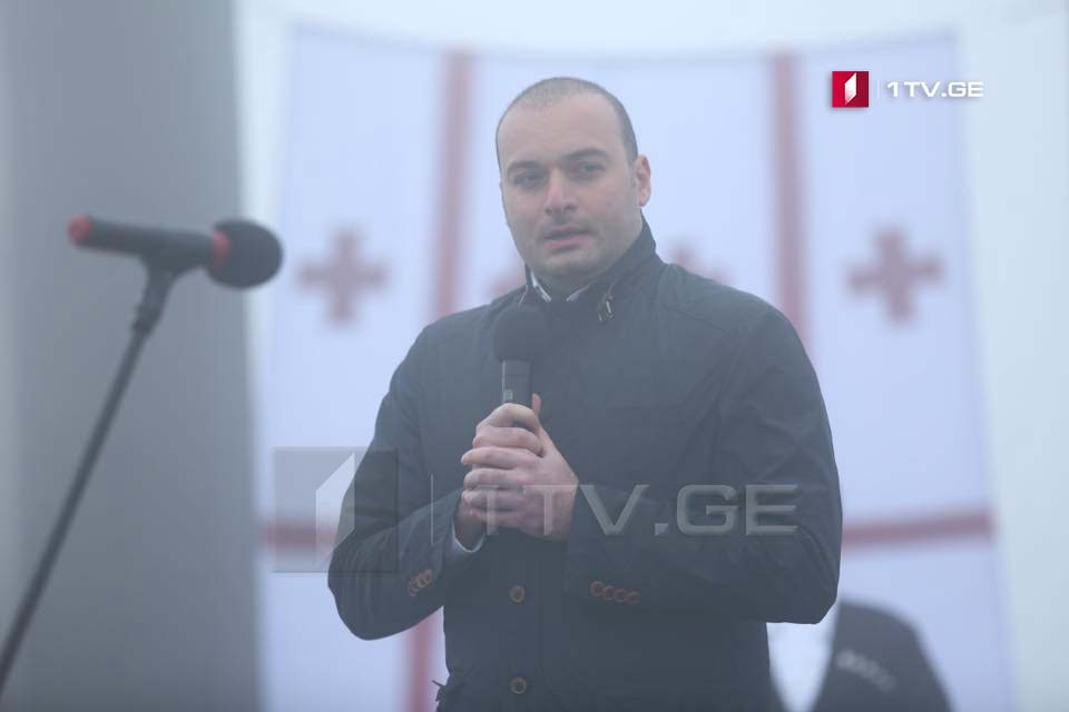 Georgian PM -- Any nation would be proud by the victory David Agmashenebeli brought to the Georgian nation