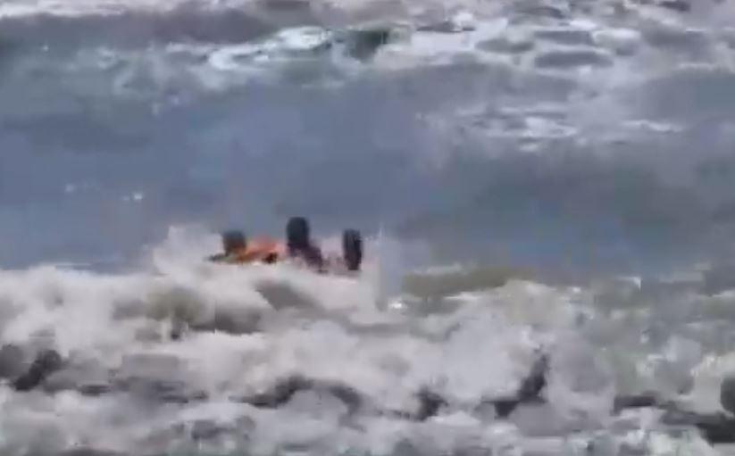 გრიგოლეთში მაშველებმა 19 წლის გოგონა გადაარჩინეს [ვიდეო]
