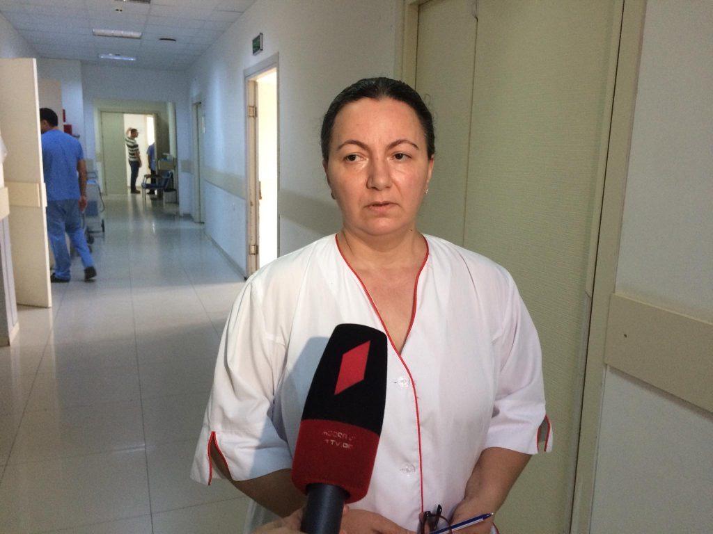 მცხეთის საავადმყოფოებში ავარიის შედეგად დაშავებული 11 პაციენტი რჩება