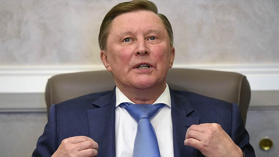 Сергей Иванов - На случай обострения ситуации в Цхинвали план действий у России был еще в 2007 году