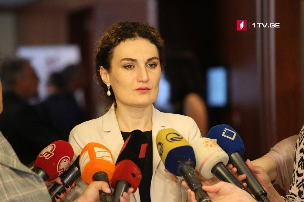 Кетеван Цихелашвили - Визит представителей стран-партнеров - это посыл России, что у политики жесткого разделения и разобщения успеха не будет