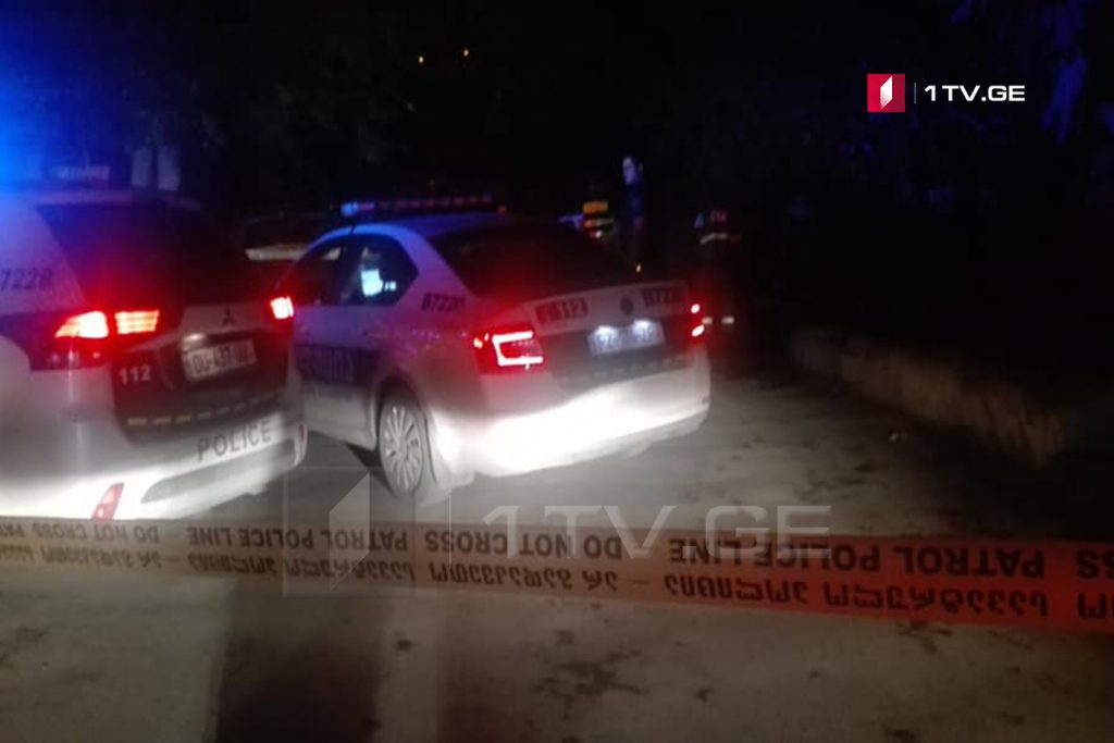 Թբիլիսիում, Դոլիձեի փողոցում սպանել են 42 ամյա տղամարդու