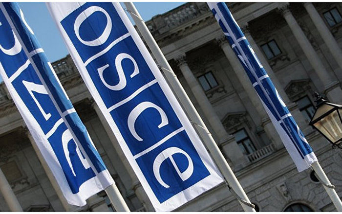 OSCE calls on Russia to withdraw its forces to pre-war position
