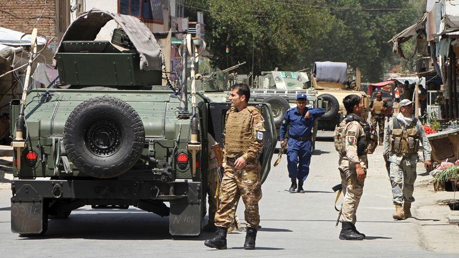 Трое погибших в афганской провинции Парван были военнослужащими Чехии
