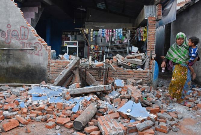 Եվս մեկ հզոր երկրաշարժ՝ Ինդոնեզիայում