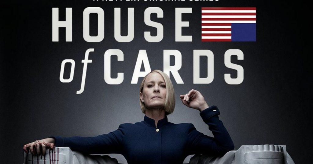 House of Cards-ისბოლო სეზონი 2 ნოემბერს გამოვა