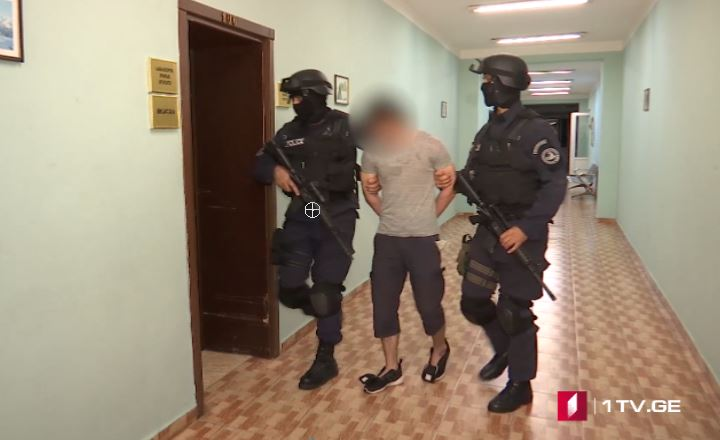 State Security Service detained person charged for contribution to terrorism