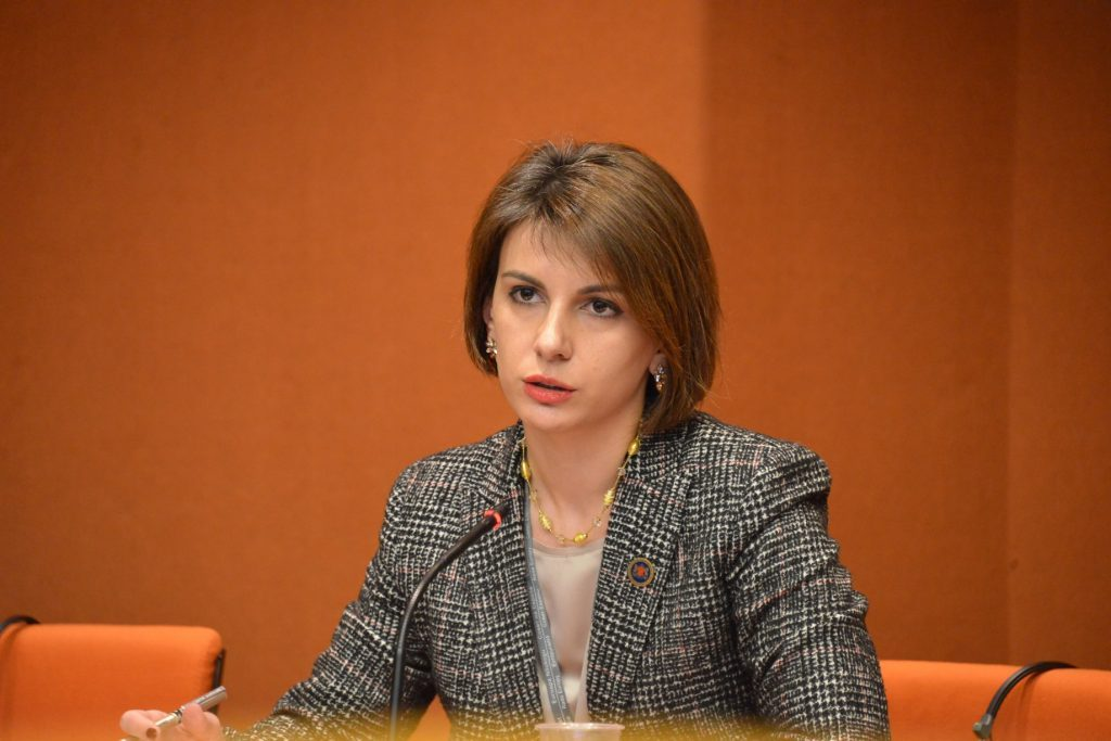 Tamar Chugoshvili: CoE decision was the greatest victory for our country not mitigating the strict attitude towards Russia