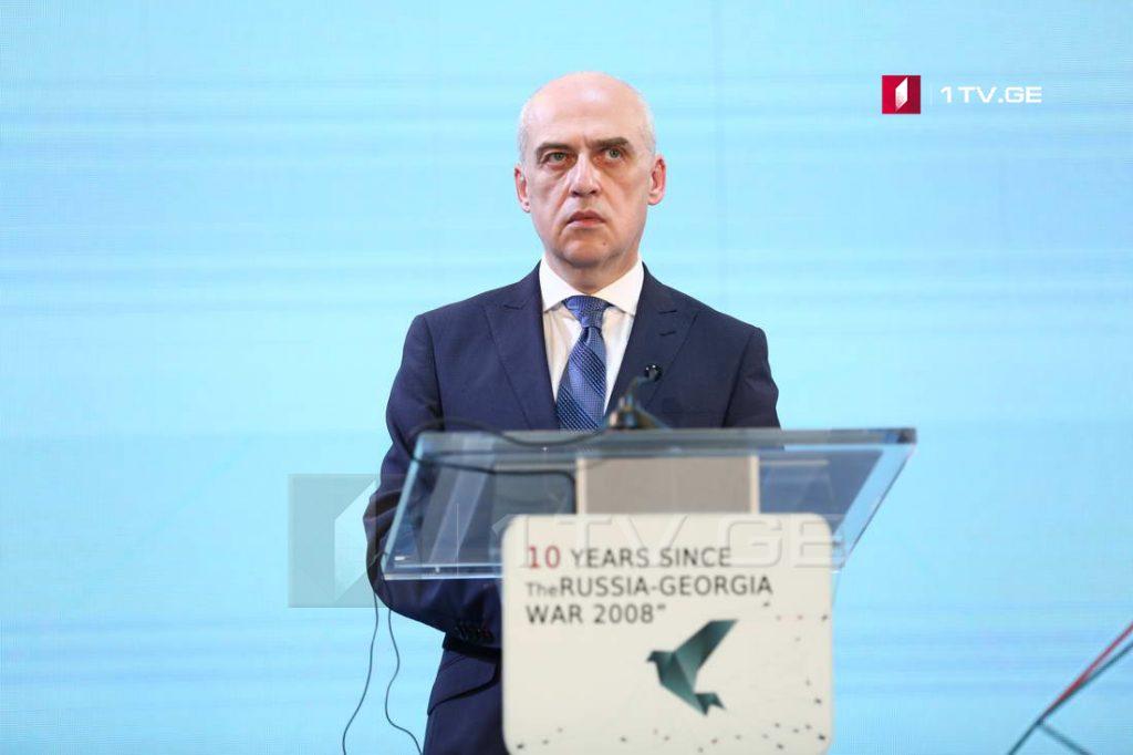 Давид Залкалиани – Основанная на успешных реформах сильная Грузия является страной, которую мы хотим для грузин, абхазов, осетин и проживающий в Грузии этнических групп