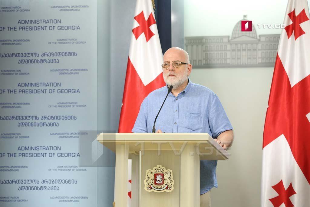 Звиад Коридзе - Вопрос о помиловании протоиерея Георгия Мамаладзе будет рассмотрен на ближайшем заседании комиссии, после получения документации о согласии заключенного