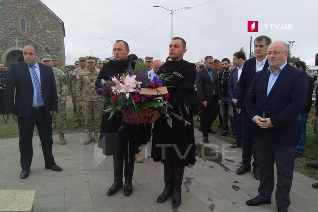 Soldiers killed in 2008 Georgia-Russia War remembered in Shindisi