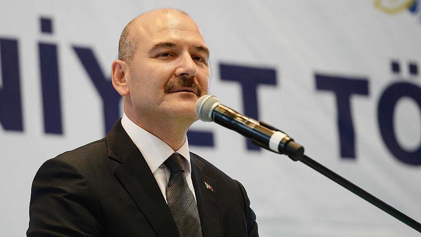"""თურქეთის შს მინისტრი - ჩვენ გვაქვს აშშ-ში ქონება  - """"ფეტო"""", რომელსაც იქ არ დავტოვებთ და წამოვიღებთ"""