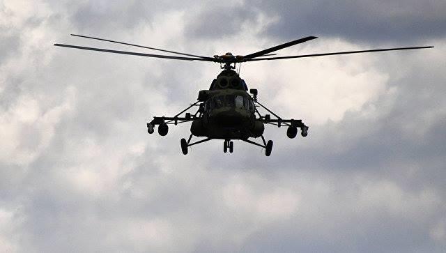 კრასნოიარსკის ოლქში ვერტმფრენის ჩამოვარდნის შედეგად 18 ადამიანი დაიღუპა