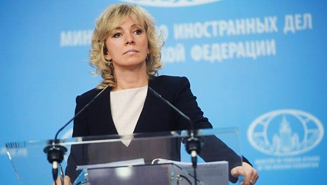 Maria Zakharova -- NATO military exercises in Georgia nurtures militarist mood