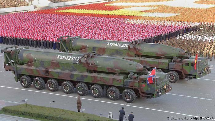 Отчет ООН - Северная Корея продолжает развивать ядерную программу