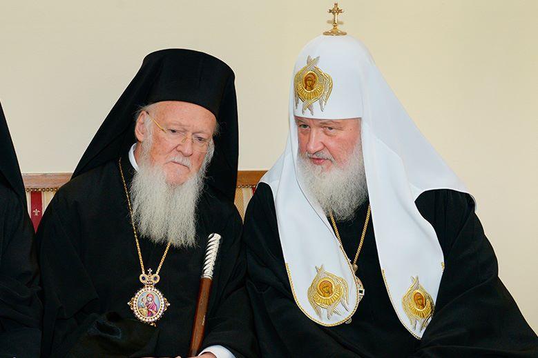 Патриарх Московский и всея Руси встретится с Патриархом Константинопольским в Стамбуле