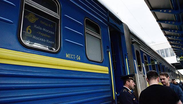 უკრაინა რუსეთთან სარკინიგზო მიმოსვლის შეჩერების საკითხს განიხილავს