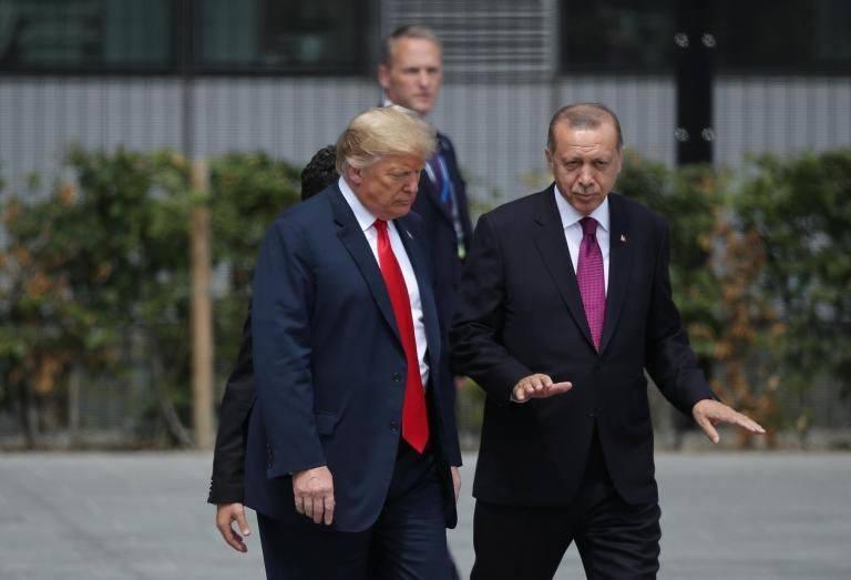 თურქეთი აშშ-ს ალუმინსა და ფოლადზე ტარიფებს გაუორმაგებს