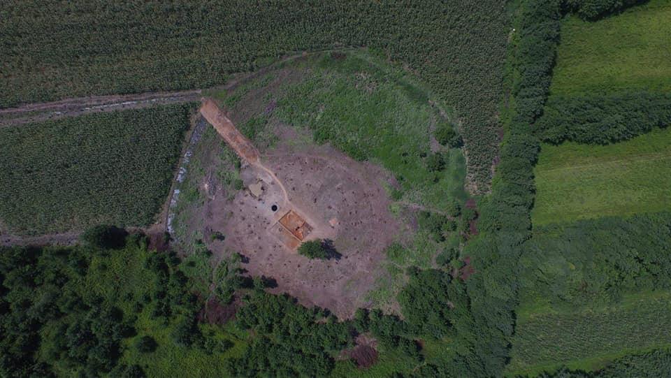 ზუგდიდის მუნიციპალიტეტში, ცვანეს დიხაგუძუბაზე არქეოლოგები მუშაობენ