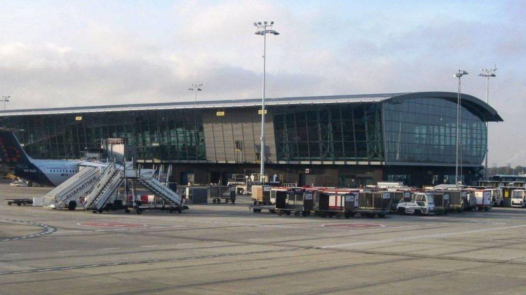 ბრიუსელის აეროპორტში მეორე მსოფლიო ომისდროინდელი ბომბი გაანეიტრალეს