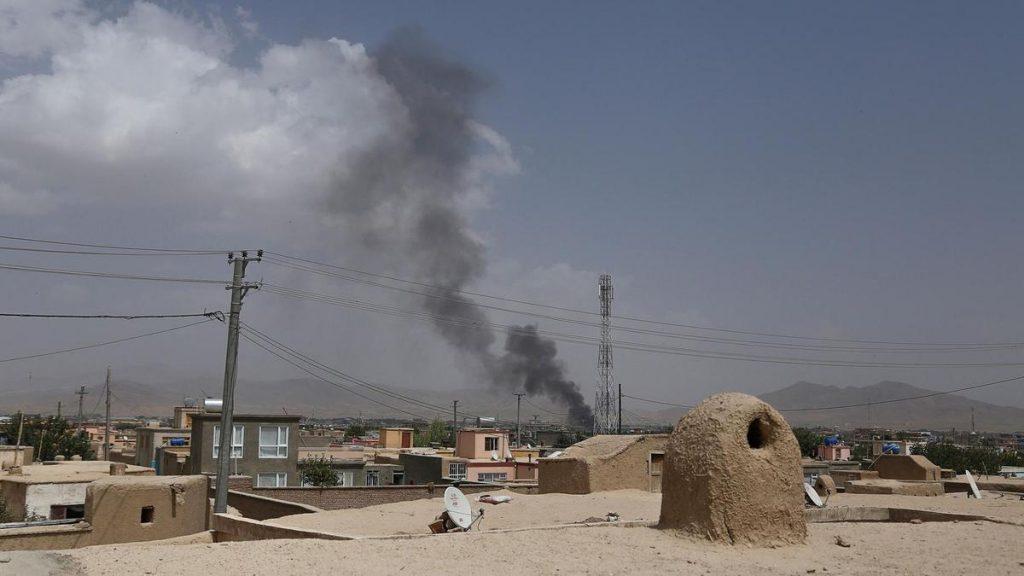 ავღანეთის ღაზნის პროვინციაში თალიბებსა და სამთავრობო არმიას შორის დაპირისპირებას 103 ადამიანი ემსხვერპლა