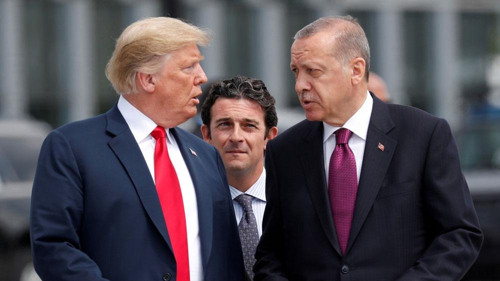ერდოღანი - აშშ-მა ნატო-ს წევრ თურქეთთან მოკავშირეობაზე მაღლა ერთი პასტორი დააყენა