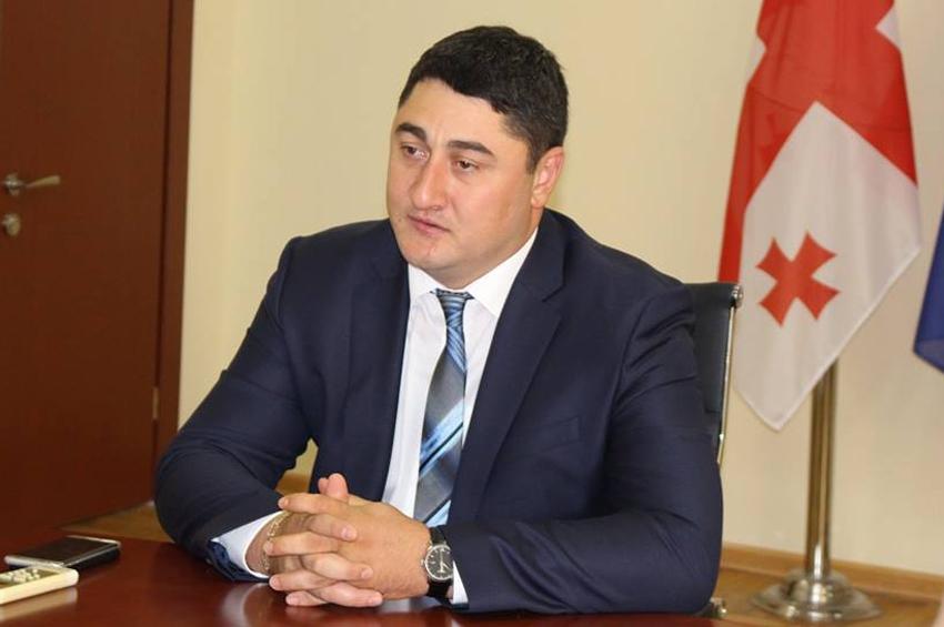 Губернатор Гурии Мераб Чануквадзе покинул должность, Мамука Бахтадзе сегодня назовет его преемника