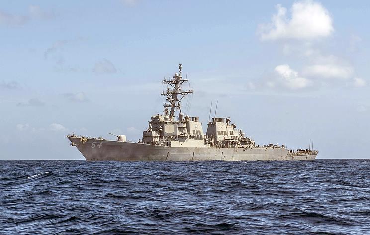 Հակահրթիռային համակարգերով հագեցած ԱՄՆ-իCarney ռազմանավը մտել է սև ծով
