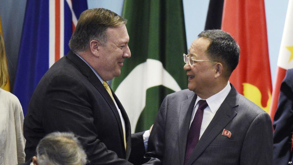 ჩრდილოეთ კორეა მათ მიმართ სანქციების გაგრძელებაზე აშშ-ის მოწოდებას საგანგაშოდ აფასებს