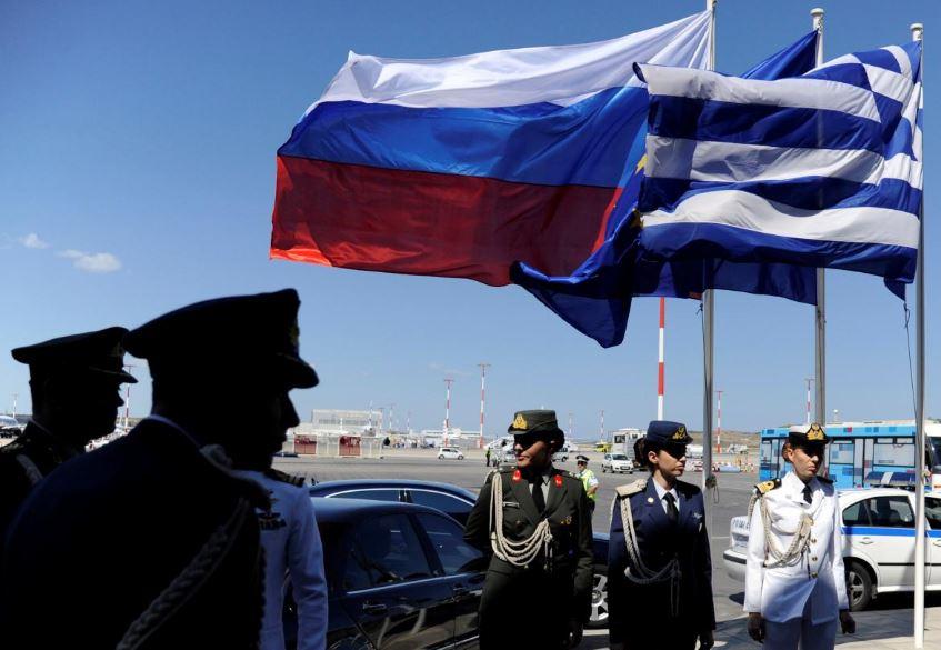 საბერძნეთმა რუსეთიდან ელჩი გაიწვია