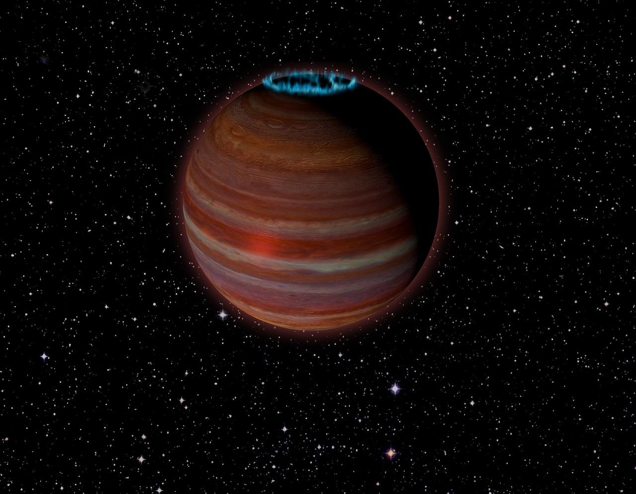 მზის სისტემის სამეზობლოში აღმოჩენილია გიგანტური მოხეტიალე პლანეტა