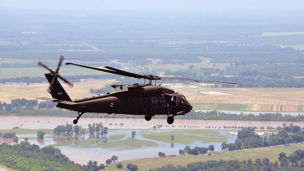 Defence News - აშშ ლატვიას სამხედრო ვერტმფრენებს მიყიდის