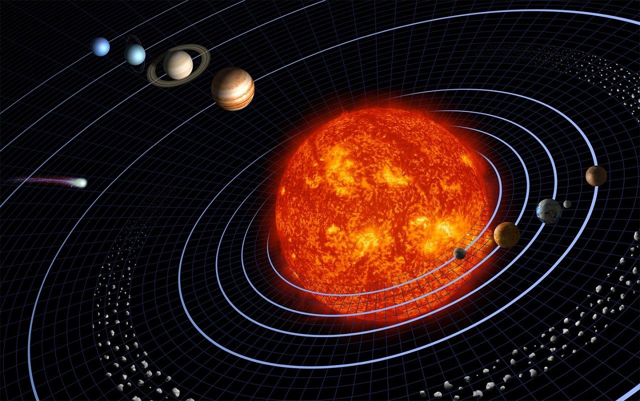 ხომალდმა New Horizons-მა მზის სისტემის კიდეზე გიგანტური სტრუქტურა დააფიქსირა