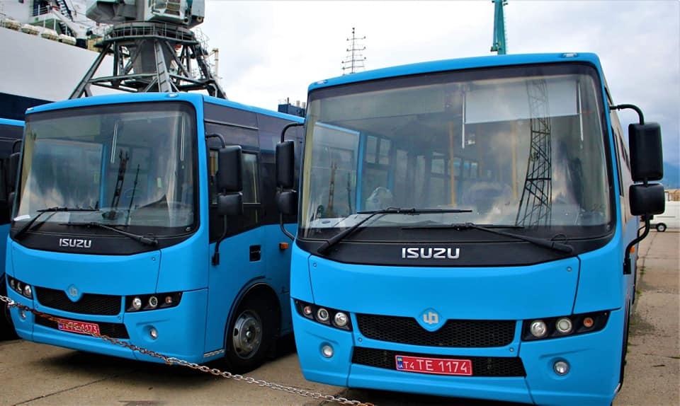 Բաթումին սեպտեմբերի 1-ից կունենա 15 նոր ավտոբուս