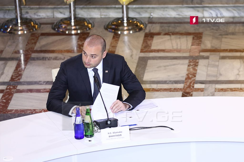 Мамука Бахтадзе – Спустя десять лет после Августовской войны, вновь продолжается оккупация Абхазского и Цхинвальского регионов и незаконные действия в направлении их фактической аннексии