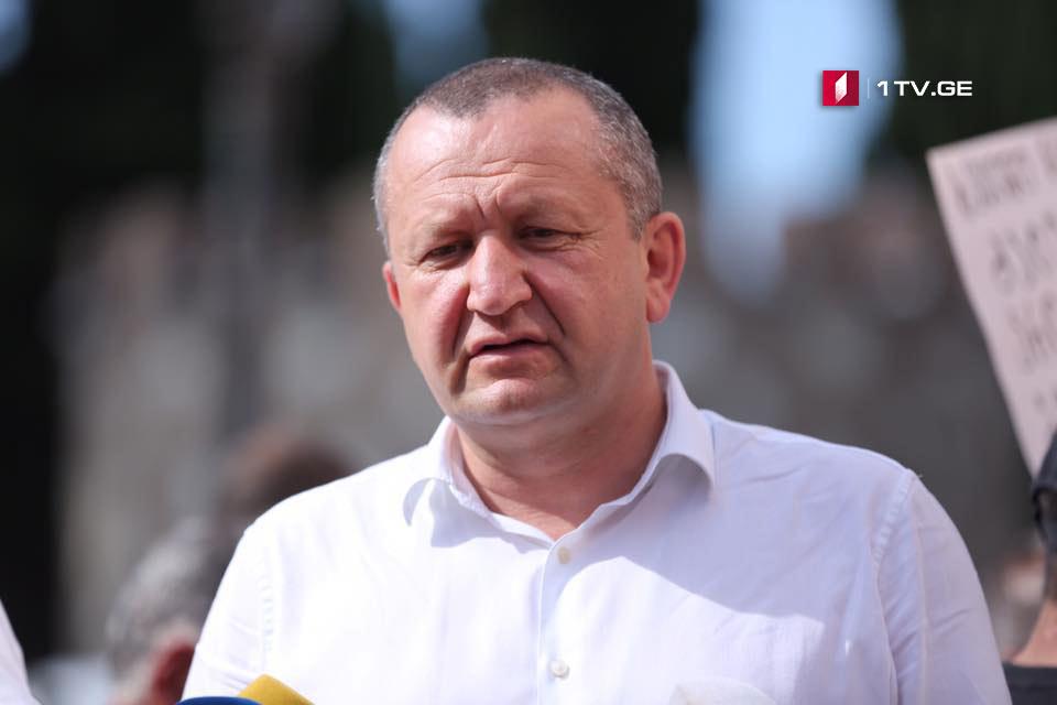 Давид Чичинадзе - Если у кого-то в Грузии и есть дипломатический опыт, то это Саломе Зурабишвили