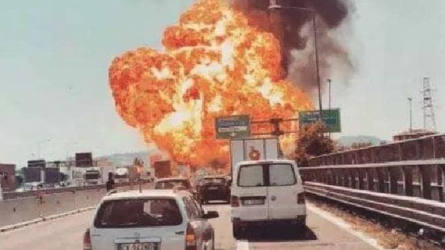 ბოლონიის აეროპორტის სიახლოვეს მომხდარი აფეთქებისას 145 ადამიანია დაშავებული