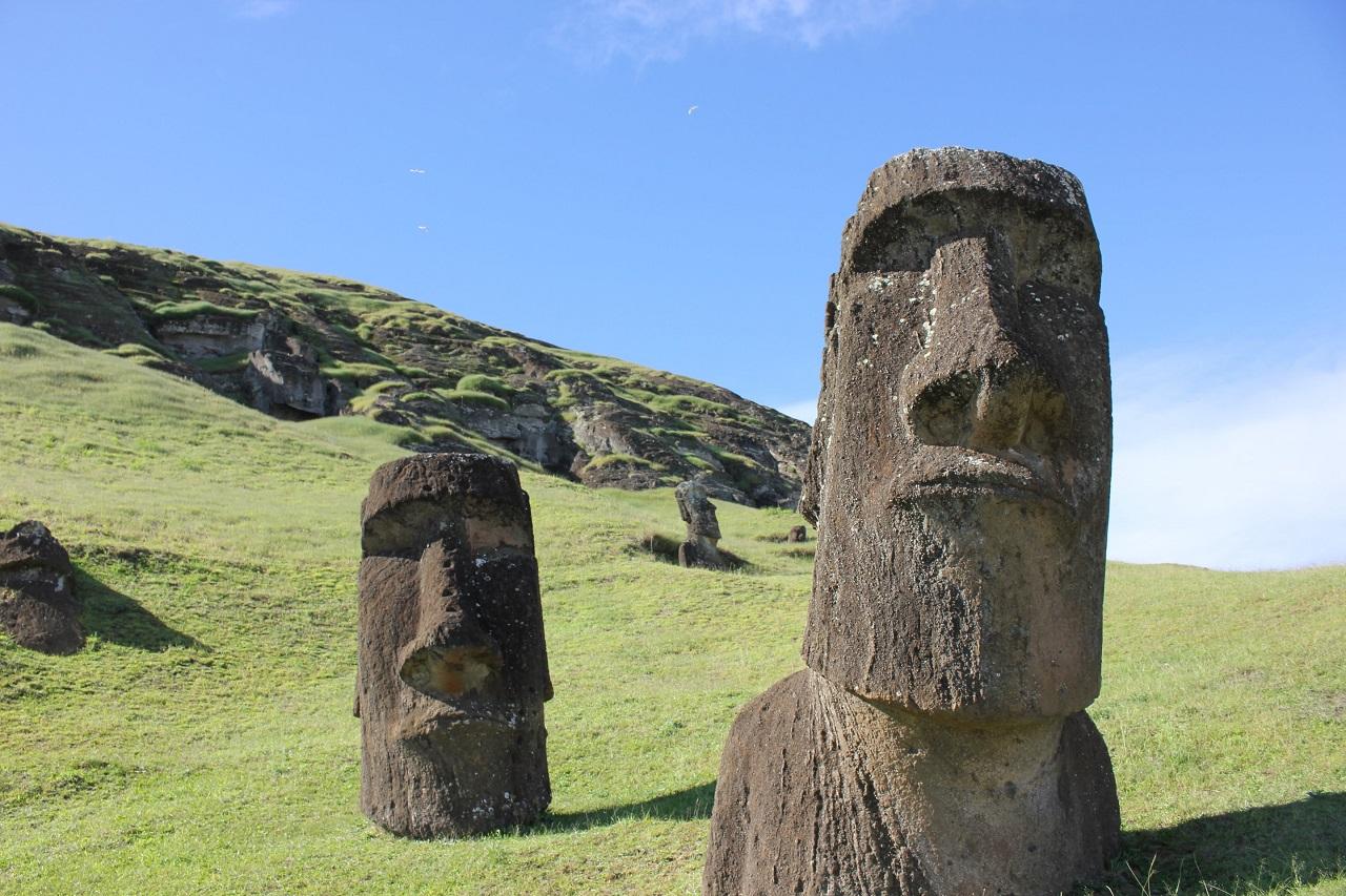 რა ბედი ეწია აღდგომის კუნძულის უძველეს მოსახლეობას - ახალი კვლევა