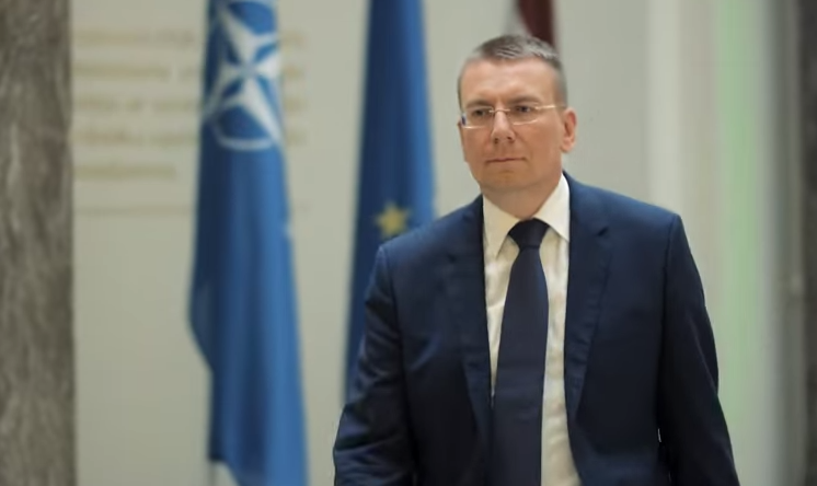 Foreign Minister of Latvia: We'll express our solidarity and support to Georgia's territorial integrity