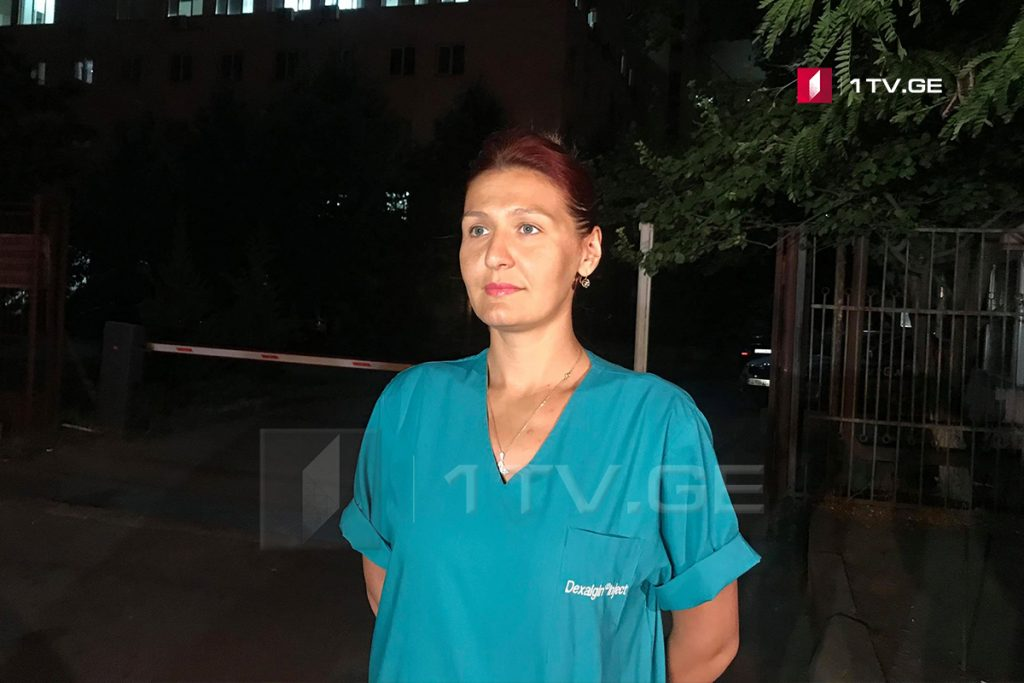 ექიმი - უშგულში კოშკიდან ჩამოვარდნილ მამაკაცს ამ ეტაპზე ოპერაციული ჩარევაარ სჭირდება